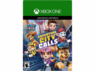 Paw Patrol The Movie: Adventure City Calls, Xbox One ― Producto Digital Descargable