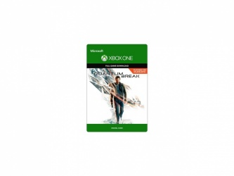 Quantum Break, Xbox One ― Producto Digital Descargable
