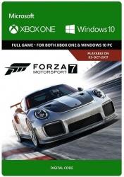 Forza Motorsport 7: Standard Edition, Xbox One ― Producto Digital Descargable