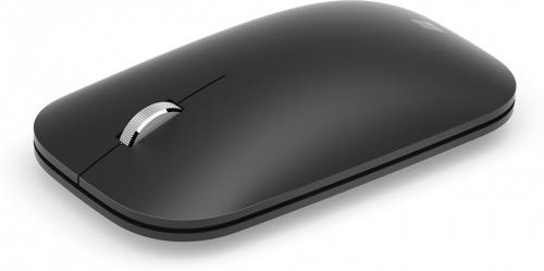 Mouse Microsoft BlueTrack Modern Mobile, Inalámbrico, Bluetooth, 1000DPI, Negro