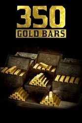 Red Dead Redemption 2, 350 Gold Bars, Xbox One ― Producto Digital Descargable
