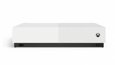 Microsoft Xbox One Edición All Digital, 1TB, WiFi, 2x HDMI, 3x USB, Blanco