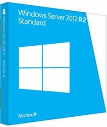 Microsoft Windows Server 2012 R2 Standard, 64-bit, 1 Usuario (OEM)
