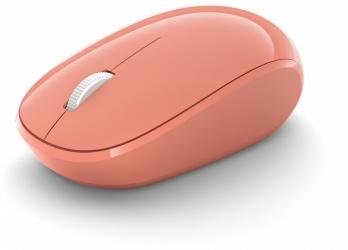 Mouse Microsoft ÓpticoRJN-00056, Inalámbrico, Bluetooth, 1000 DPI, Durazno