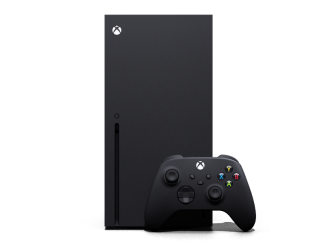 Microsoft Xbox Series X, 1TB, WiFi, 1x HDMI, Negro