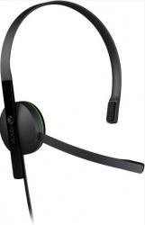 Microsoft Audífonos Gamer Chat Set para Xbox One, Alámbrico, Negro