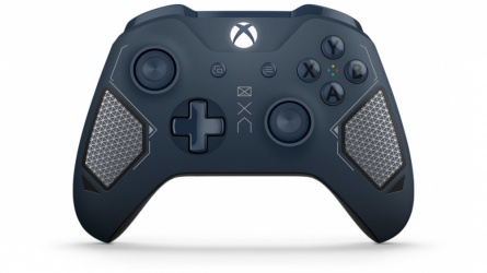 Microsoft Gamepad para Xbox One, Inalámbrico, Bluetooth, Gris