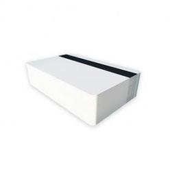 EasyWay Proximity Tarjeta sin Tecnología con Banda Magnética de Alta Densidad, Blanco, Paquete de 100 Piezas