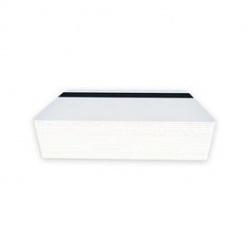 EasyWay Proximity Tarjeta sin Tecnología con Banda Magnética de Baja Densidad, Blanco, Paquete de 100 Piezas