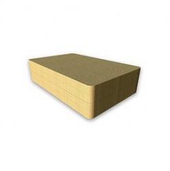 EasyWay Proximity Tarjeta sin Tecnologia, Oro, Paquete de 100 Piezas