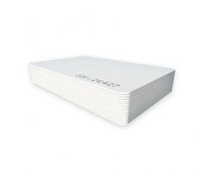 EasyWay Proximity Tarjeta de Proximidad, 125kHz EM, CR80, Blanco, Paquete de 100 Piezas