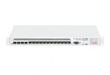 Router MikroTik Ethernet Cloud Core, Alámbrico, 12 Puertos