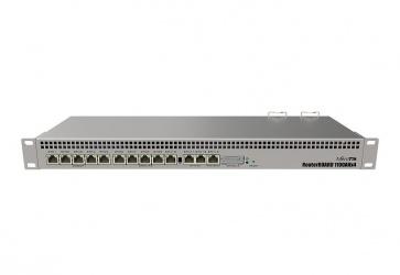 Router MikroTik Ethernet RB1100X4, Alámbrico, 7.5Gbit/s, 13x RJ-45
