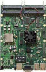 MikroTik RouterBoard RB800, 3x Gigabit Ethernet, 4x miniPCI