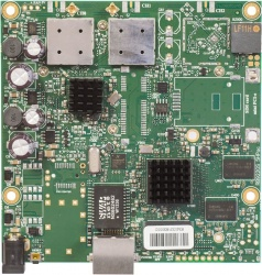 MikroTik RouterBoard Inalámbrico RB911G-5HPACD, 1x RJ-45, 5GHz