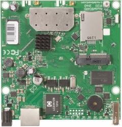 MikroTik RouteBoard RB912UAG-2HPND, 983.7Mbit/s, 1x RJ-45, 2.4GHz
