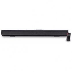 Misik Barra de Sonido MSB568, Bluetooth, Inalámbrico, 500W PMPO, USB 2.0, Negro