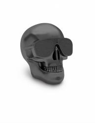 Misik Bocina Portátil Skull, Bluetooth, Inalámbrico, USB, Negro