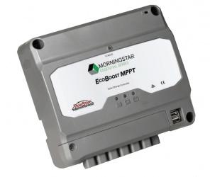 Morningstar Controlador de Carga Solar EcoBoost MPPT, 30A