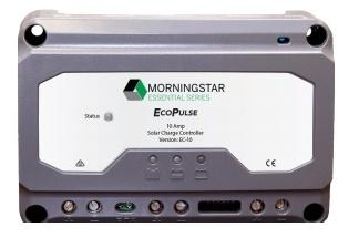 Morningstar Controlador de Carga Solar EC-10, 12 - 24V