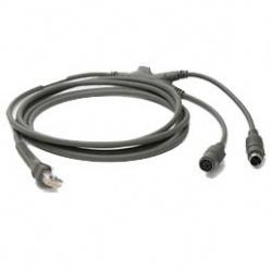 Motororal Cable Teclado KBW PS/2, 2.1 Metros, para L1203, LS2208/9203/7708/7808