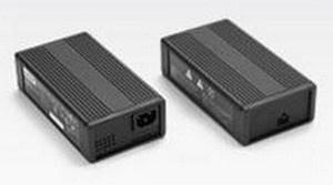 Motorola Cargador de Batería de 4 Ranuras PWRS-14000-242R, 15V, 5A, Negro
