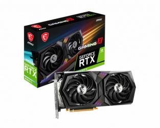 Tarjeta de Video MSI NVIDIA GeForce RTX 3060 Ti Gaming X 8G LHR, 8GB 256-bIt GDDR6, PCI Express 4.0