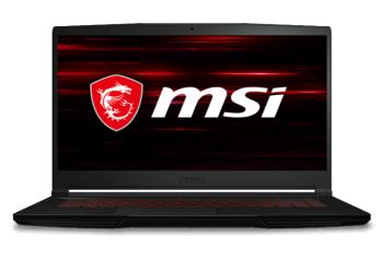 Laptop Gamer MSI GF63 Thin 10SCSR-1436MX 15.6