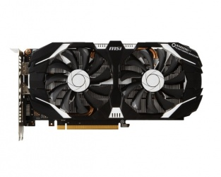 Tarjeta de Video MSI NVIDIA GeForce GTX 1060 6GT OCV1, 6GB 192-bit GDDR5, PCI Express x16 3.0 ― ¡Recibe Fortnite Counterattack Set!