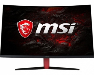 Monitor Gamer Curvo OPTIX AG32C LCD 31.5'', Full HD, Widescreen, FreeSync, 165Hz, HDMI, Negro