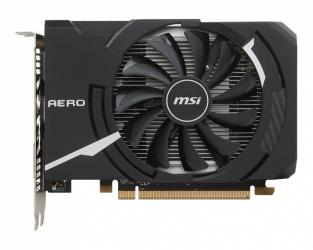 Tarjeta de Video MSI AMD Radeon RX 550 AERO ITX OC, 2GB 128-bit GDDR5, PCI Express x16