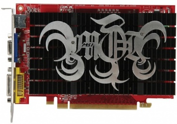 Tarjeta de Video MSI NVIDIA Geforce 8500GT, 256MB 128-bit GDDR2, PCI Express x16