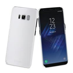 Muvit Funda MUCRY0157 para Samsung Galaxy S8 Plus, Transparente