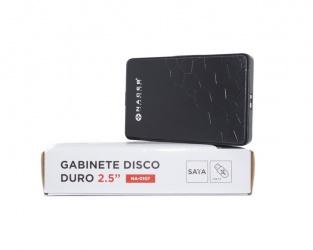 Naceb Gabinete de Disco Duro NA-0107 2.5