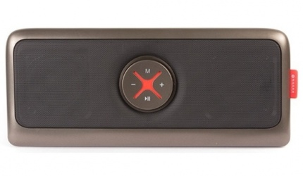Naceb Bocina NA-365, Bluetooth, Alámbrico/Inalámbrico, 2.0, 30W RMS, USB, Marrón