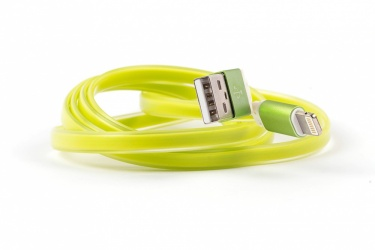 Naceb Cable USB 2.0 A Macho - Lightning Macho, 1 Metro, Verde