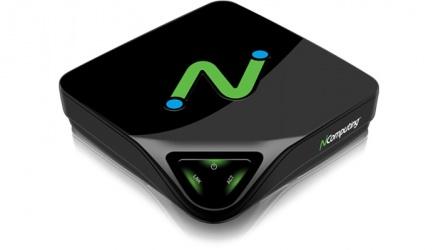 NComputing L350 Thin Client para vSpace, 1x RJ-45, 4x USB 2.0, Negro