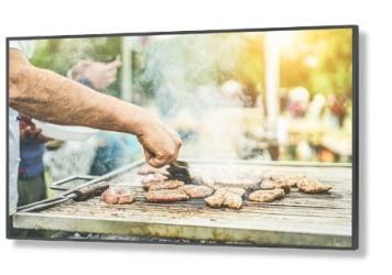 """NEC C551 Pantalla Comercial LED 55"""", Full HD, Negro"""