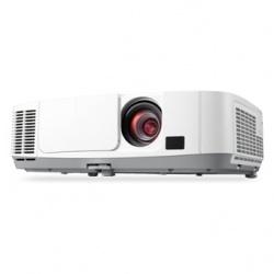 Proyector NEC NP-P401W LCD, WXGA 1280 x 800, 4000 Lúmenes, Blanco