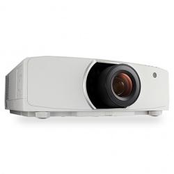 Proyector Nec PA853W LCD, 1080p, 8500 Lúmenes, con Bocinas, Blanco