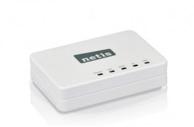 Netis Router / Access Point / Client WF-2405, Inalámbrico, 1x RJ-45, 150 Mbit/s