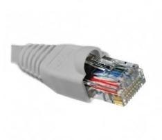 Nexxt Solutions Cable Patch Cat6, RJ-45 Macho - RJ-45 Macho, 3 Metros, Gris
