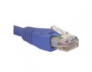 Nexxt Solutions Cable Patch Cat6a S-STP RJ-45 Macho - RJ-45 Macho, 2.1 Metros, Azul