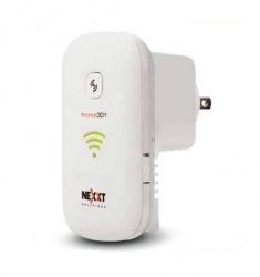 Nexxt Solutions Extensor de Red Kronos301, 300 Mbit/s, 2x RJ-45, Antena 3 dBi
