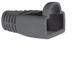 Nexxt Solutions Botas Modulares para Conectores RJ-45, Gris, 100 Piezas