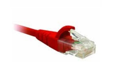 Nexxt Solutions Cable Patch Cat6 RJ-45 Macho - RJ-45 Macho, 30cm, Rojo