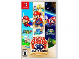 Super Mario 3D All-stars, Nintendo Switch