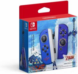 Nintendo Control Joy para Nintendo Switch, Inalámbrico, Bluetooth, Gris