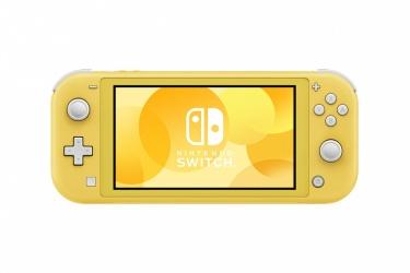 Nintendo Switch Lite, 32GB, WiFi, Amarillo