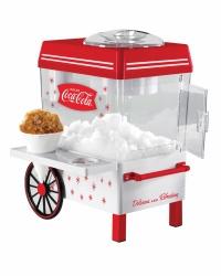 Nostalgia Fábrica de Raspados Coca-Cola, 30W, Rojo/Blanco